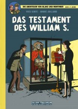 Blake und Mortimer Bd. 21: Das Testament des William S. VZA