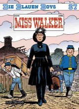 Die Blauen Boys Bd. 37: Miss Walker
