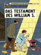 Blake und Mortimer Bd. 21: Das Testament des William S.