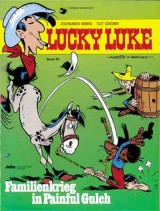 Lucky Luke Bd. 26: Familienkrieg in Painful Gulch