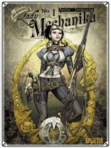 Lady Mechanika Bd. 01