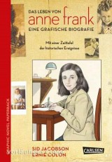 Anne Frank - Die Comic-Biografie (Softcover)