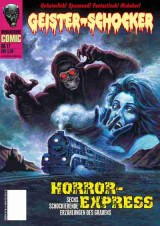 Geister-Schocker Bd. 17: Horror-Express