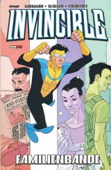 Invincible Bd. 01: Familienbande
