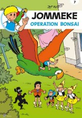 Jommeke Bd. 07: Operation Bonsai