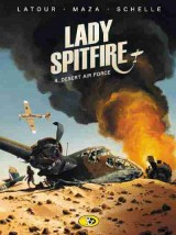 Lady Spitfire Bd. 04: Desert Air Force