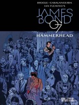 James Bond 007 Bd. 03: Hammerhead (Splitter) - VZA