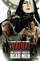 Velvet Bd. 02: The Secret Lives of Dead Men
