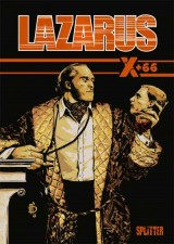 Lazarus X-66 (Spin-Off)