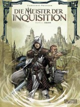 Die Meister der Inquisition Bd. 05: Aronn