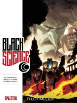Black Science Bd. 03: Fluchtmuster