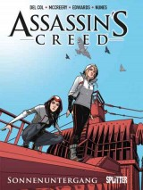 Assassin's Creed Book Bd. 02: Sonnenuntergang