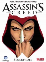 Assassin's Creed Book Bd. 01: Feuerprobe VZA
