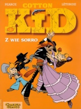 Cotton Kid Bd. 03: Z wie Sorro