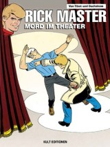 Rick Master Bd. 73: Mord im Theater